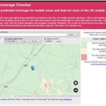 OFCOM Mobile Coverage Checker